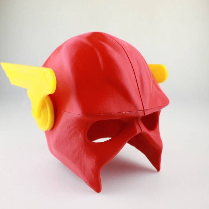 The Flash Helmet - Wearable