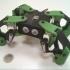 Kame: 8DOF small quadruped robot image
