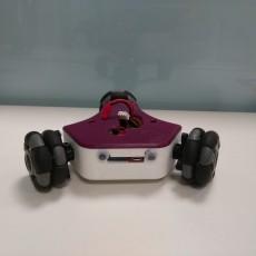 Mini Loki - Omnidirectional robotic platform