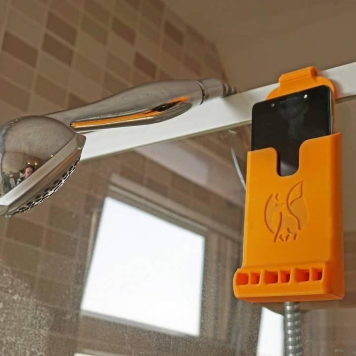 Shower Music Mate (Phoneholder)