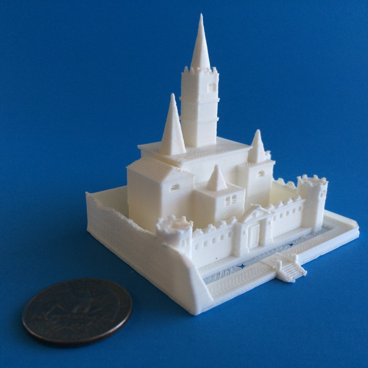 Picture of print of Hyrule Castle This print has been uploaded by MiniWorld