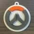Overwatch Keychain image