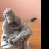 St Joseph with the Christ Child print image