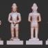 Dvarapala (Door Guardian) at The Guimet Museum, Paris image