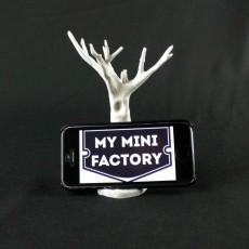 Tree Mobile Photo Frame
