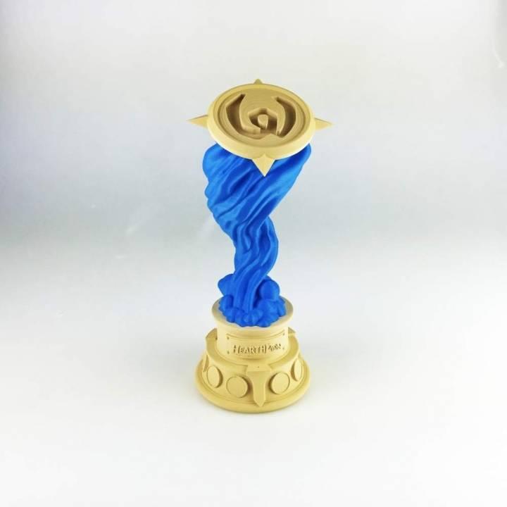 Hearthpwn Trophy - hearthstone