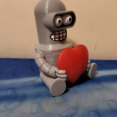 Picture of print of Valentine Love Bender