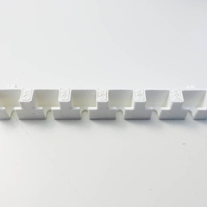 Manhattan Pegboard Collection for 3D Printers