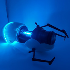 Picture of print of Portal Gun