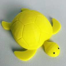 Picture of print of Turtle with moving legs