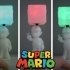 Super Mario with shining quetion box image