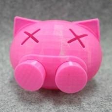Funny piggy bank