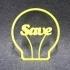 Bulb for decorating and energy-saving image