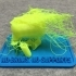 Teaching tool of 3D printer with brims & supports image