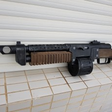 Picture of print of Fallout 4 - Combat Rifle and Combat Shotgun