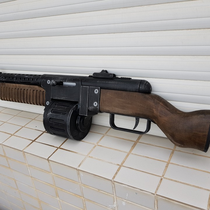 Picture of print of Fallout 4 - Combat Rifle and Combat Shotgun This print has been uploaded by Boris Glasserman