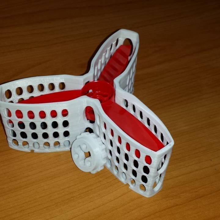 Boîte à hélices