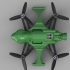 Parrot drone Bebop 1 case Bumblebee image