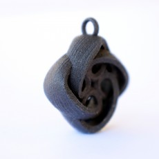 Picture of print of Interlocking Celtic Necklace Pendant This print has been uploaded by aris papamarkakis