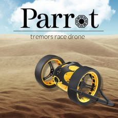 Picture of print of PARROT - TREMORS RACE DRONE