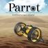 PARROT - TREMORS RACE DRONE print image