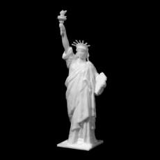 Statue of Liberty maquette