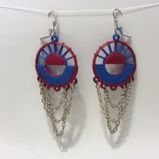 Picture of print of boucles d oreilles