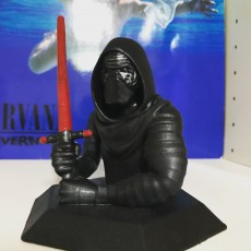 Picture of print of Kylo Ren