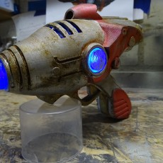 Picture of print of Alien Blaster - Fallout 4