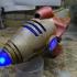 Alien Blaster - Fallout 4 print image