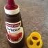 Sauce Bottle Drainer image