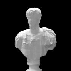 Portrait of Septimius Severus at The State Hermitage Museum, St Petersburg