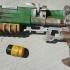 Fallout 4 - Laser Pistol print image