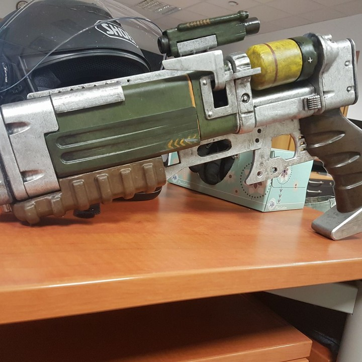 Picture of print of Fallout 4 - Laser Pistol This print has been uploaded by Jeremy Lee