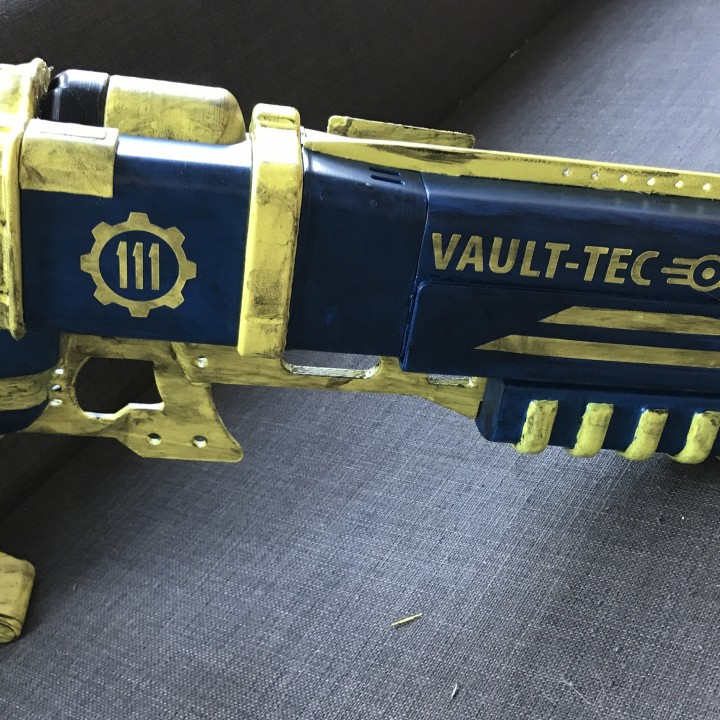 Picture of print of Fallout 4 - Laser Pistol This print has been uploaded by Lennart Johansson