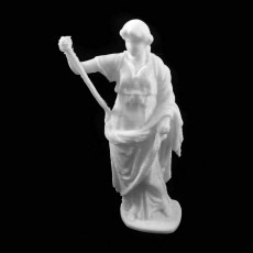 Thalia, Muse of Comedy at The British Museum, London