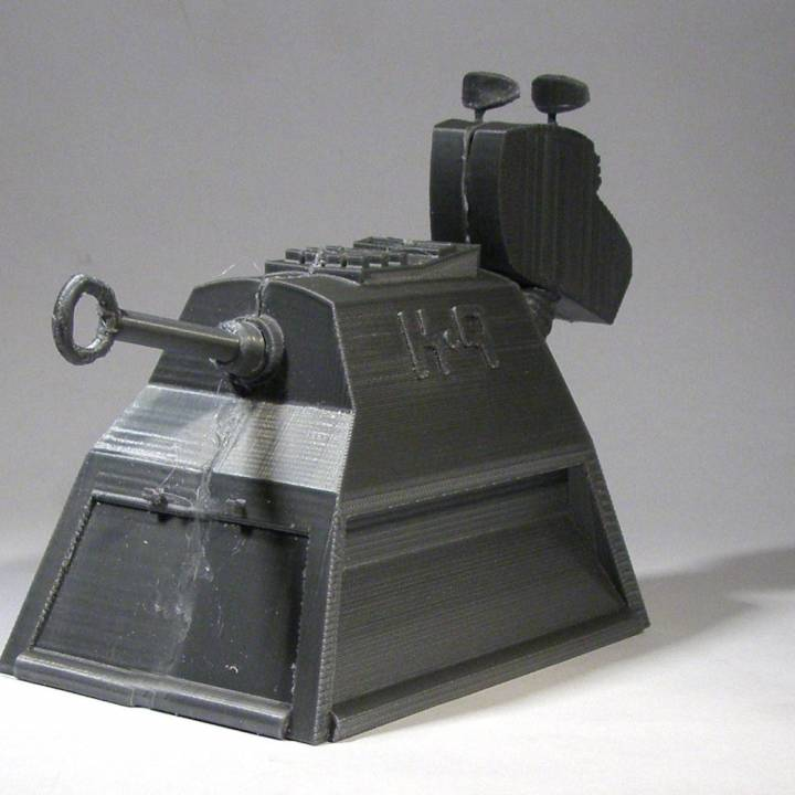 K-9 from Dr Who