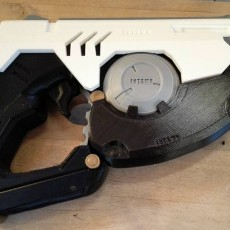Picture of print of Tracer Gun - Overwatch