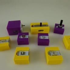 SamLabs Boxes - Pack1