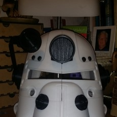 Picture of print of Fallout 3 - T51-b Power Armour Helmet