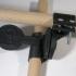 Umbrella Holder for wheelchair - Version2 Revised image