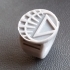 White Lantern Ring image