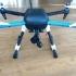 3DR IRIS landing gear similar to the sky hero landing gear primary image