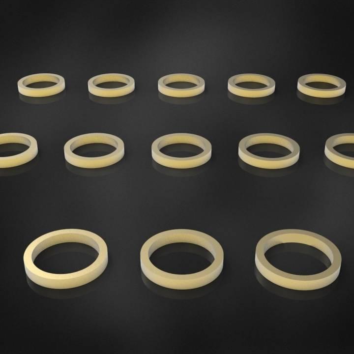 Rings Template