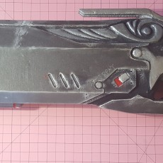 Picture of print of Reaper's Hellfire Shotguns - Overwatch This print has been uploaded by Karl Mohring