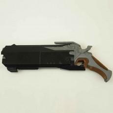 Reaper's Hellfire Shotguns - Overwatch
