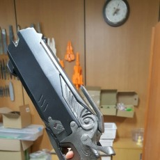 Picture of print of Reaper's Hellfire Shotguns - Overwatch This print has been uploaded by icarus