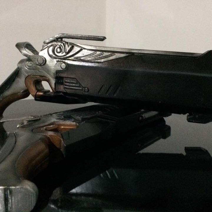Picture of print of Reaper's Hellfire Shotguns - Overwatch This print has been uploaded by Eduardo Pereira Martiniano Pimentel