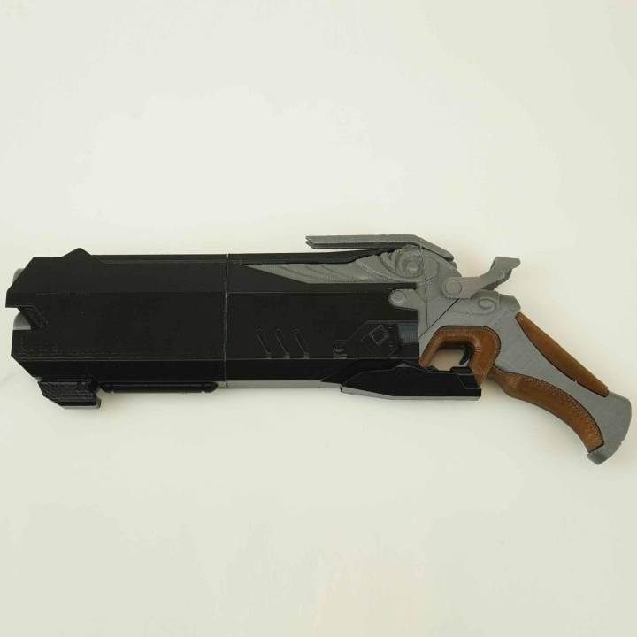 Reaper's Hellfire Shotguns - Overwatch image