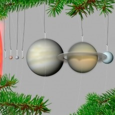 Our Planets - Ornaments
